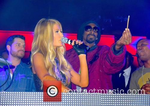 Paris Hilton, Snoop Lion and Snoop Dogg 6