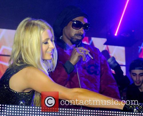 Paris Hilton, Snoop Lion and Snoop Dogg 7