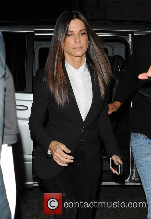 sandra bullock sandra bullock leaving film screening 3899910