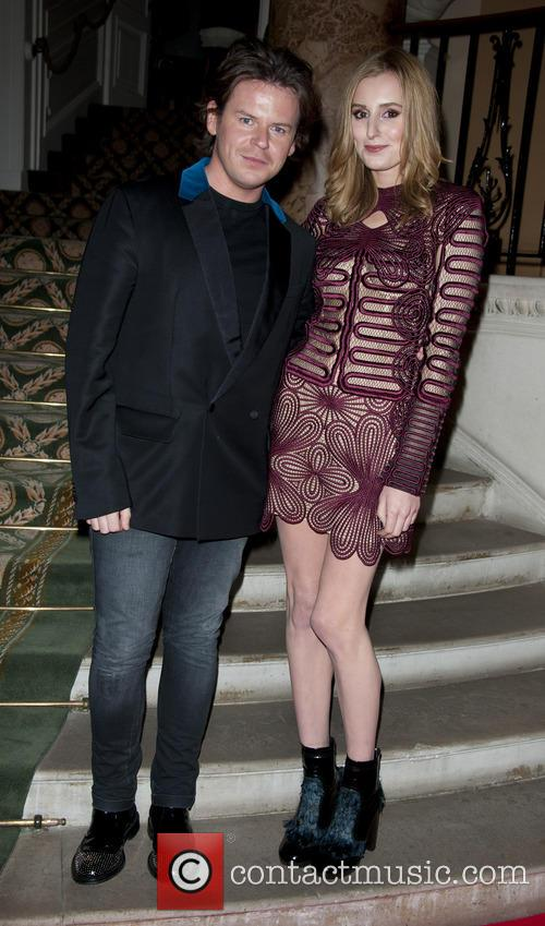Christopher Kane and Laura Carmichael 3