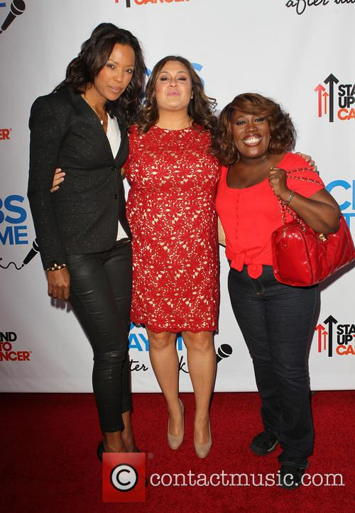Aisha Tyler, Angelica Mcdaniel and Sheryl Underwood 6