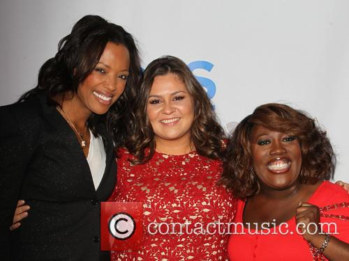 Aisha Tyler, Angelica Mcdaniel and Sheryl Underwood 7