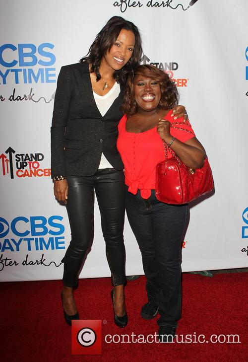 Aisha Tyler and Sheryl Underwood 3