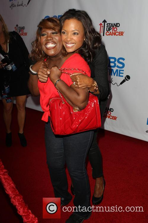 Aisha Tyler and Sheryl Underwood 4
