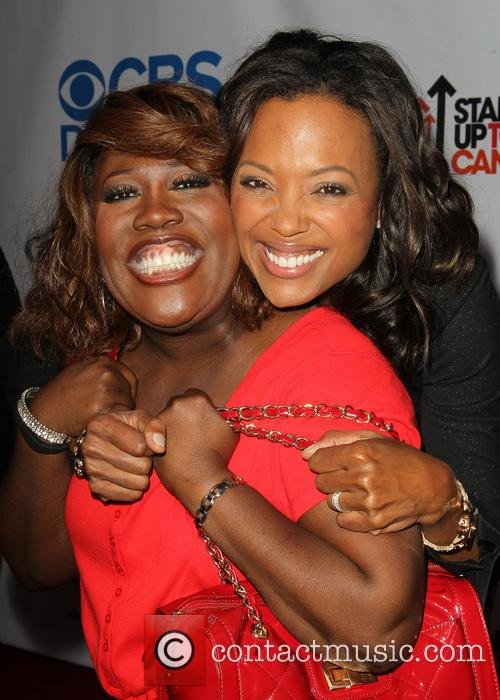 Aisha Tyler and Sheryl Underwood 8