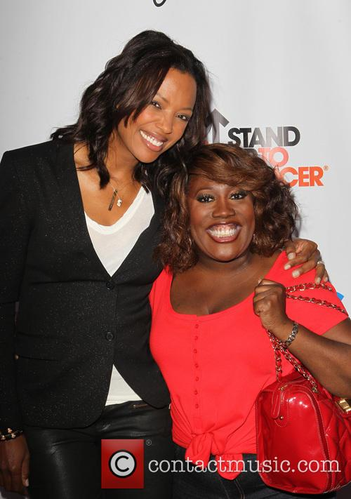 Aisha Tyler and Sheryl Underwood 9