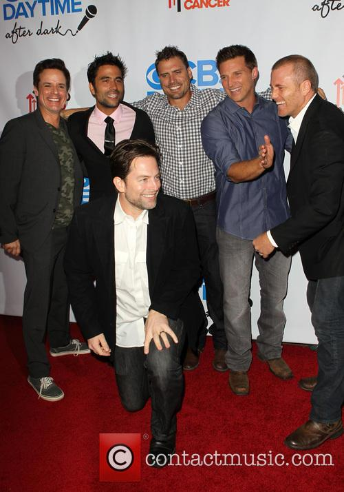 Christian Leblanc, Ignacio Serricchio, Joshua Morrow, Steve Burton and Guests 3
