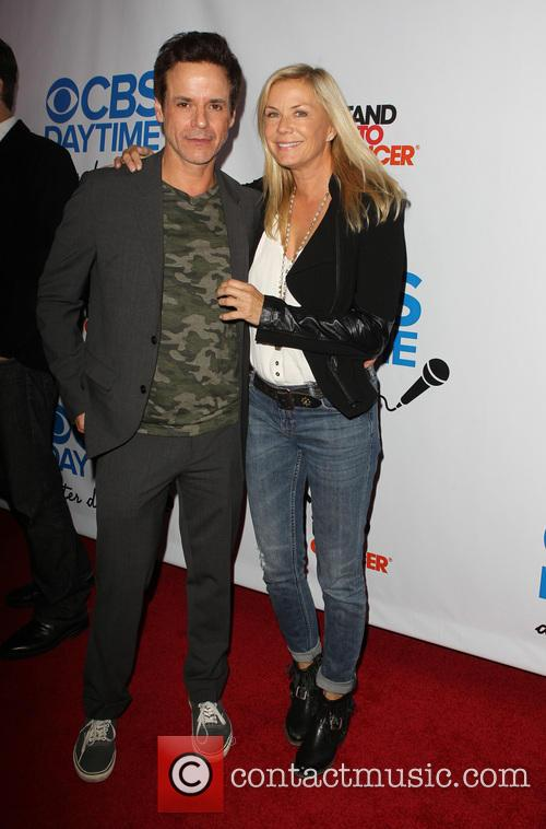 Christian Leblanc and Katherine Kelly Lang 2