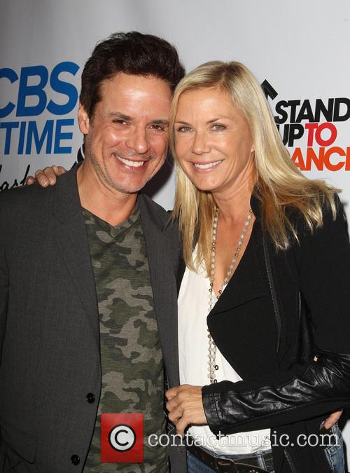 Christian Leblanc and Katherine Kelly Lang 1