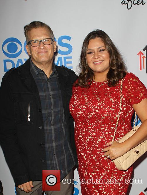 Drew Carey and Angelica McDaniel 1