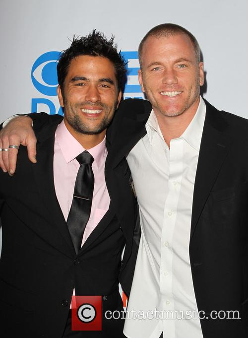 Ignacio Serricchio and George Gray 3