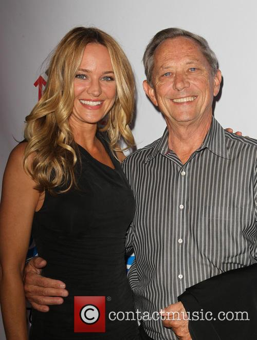 Sharon Case and Dad 2