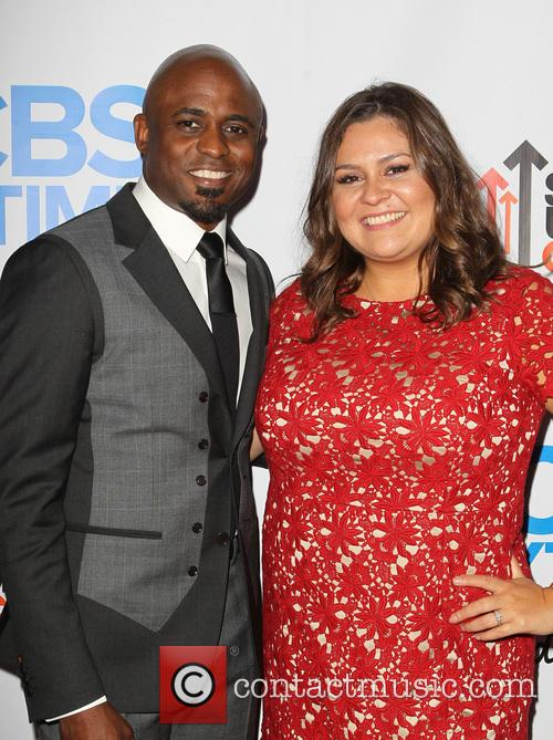 Wayne Brady and Angelica Mcdaniel 8