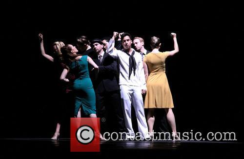 Michael Rosen and Dancers 7