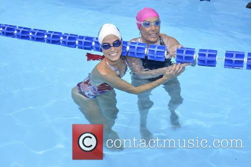 Diana Nyad and Nikki Reed 1