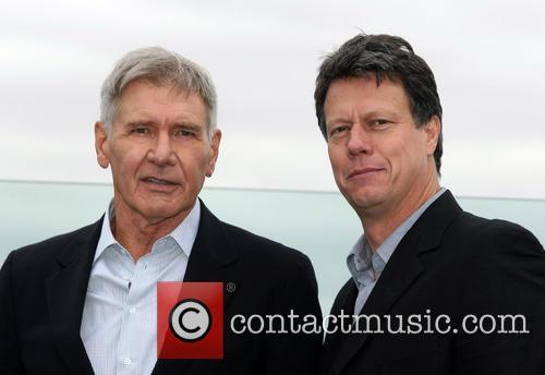 Harrison Ford and Gavin Hood 3