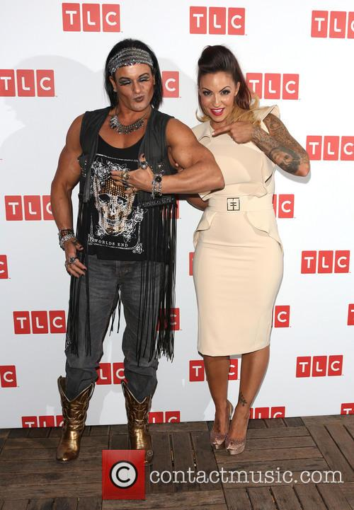 Jodie Marsh and Candi 2