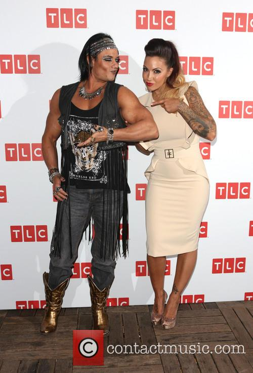Jodie Marsh and Candi 11