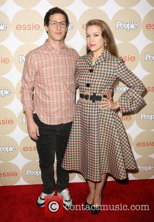 Joanna Newsom and Andy Samberg 2