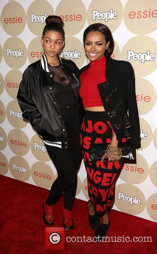 Guest and Kat Graham 2