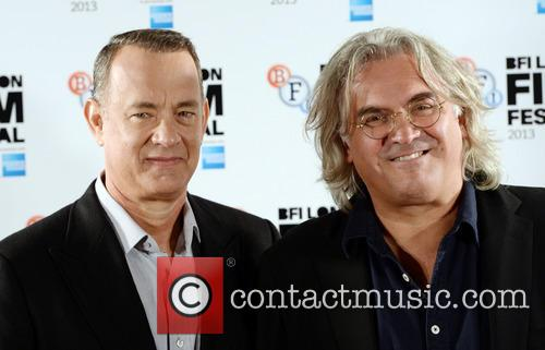 Tom Hanks and Paul Greengrass 11