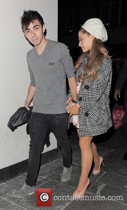 Ariana Grande and Nathan Sykes 3