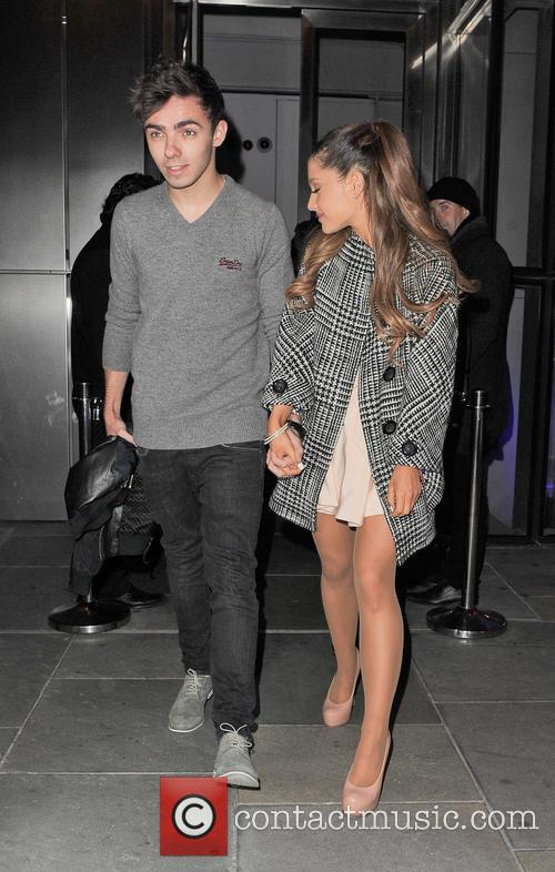 Ariana Grande And Nathan Sykes Confirm Dating Rumors On Twitter