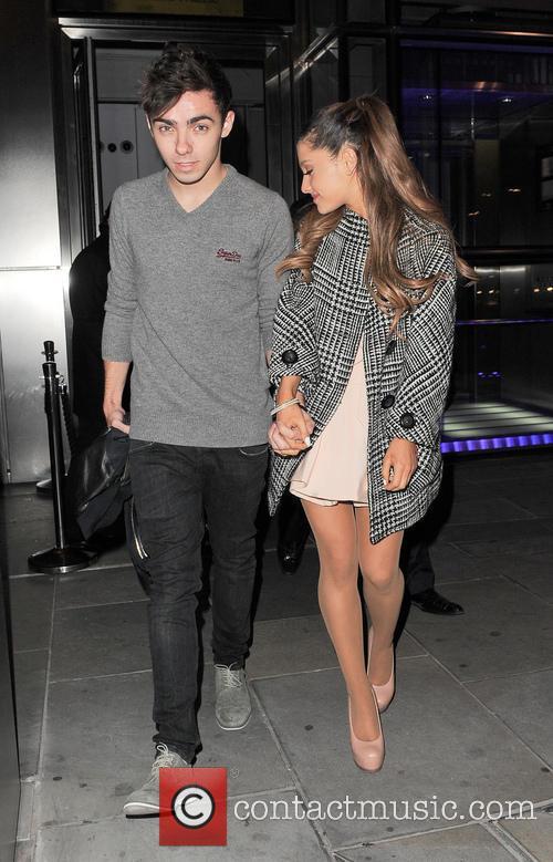 Ariana Grande and Nathan Sykes 11