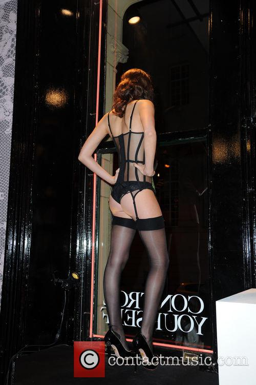 Live Models At Agent Provocateur Manchester