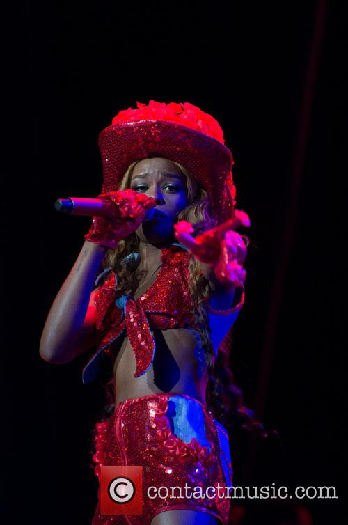 Azealia Banks, first direct arena