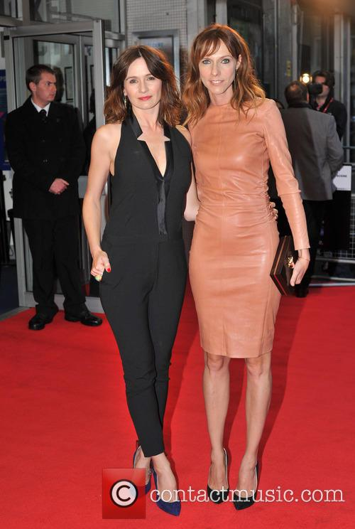 Emily Mortimer and Dolly Wells 2
