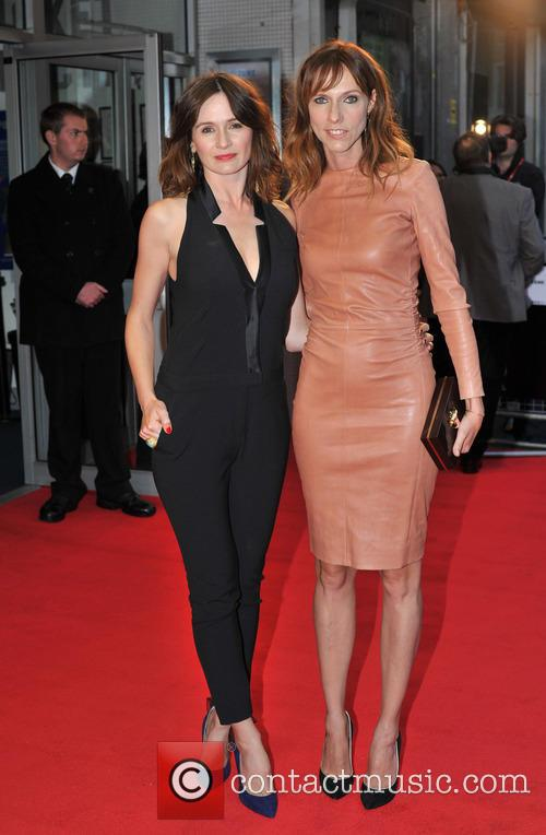 Emily Mortimer and Dolly Wells 7