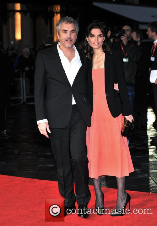 Alfonso Cuaron and Guest 2