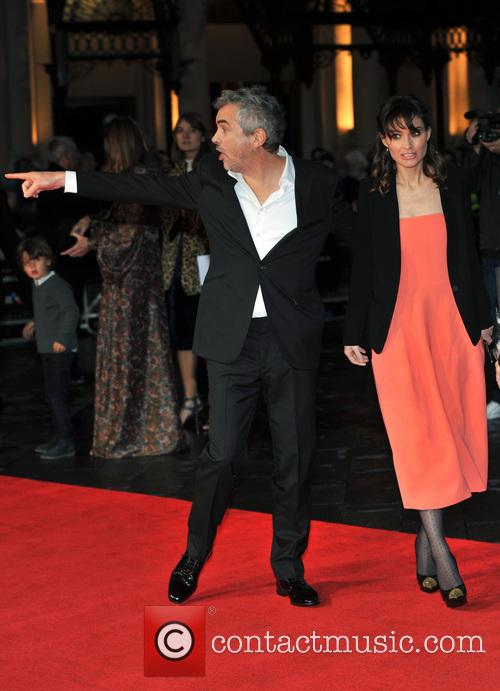 Alfonso Cuaron and Guest 5