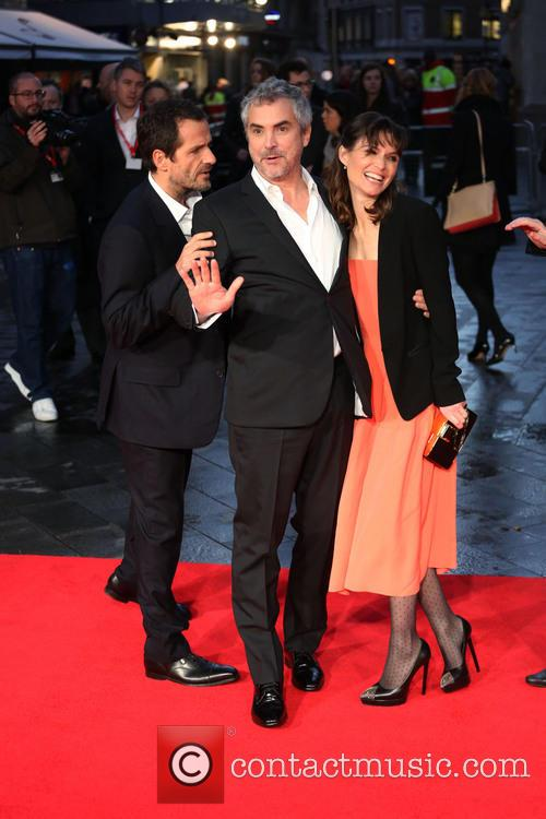 The BFI London Film Festival: Gravity - official...