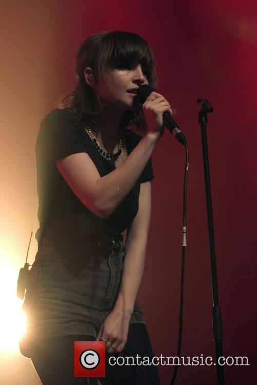 Lauren Mayberry and Chvrches 2