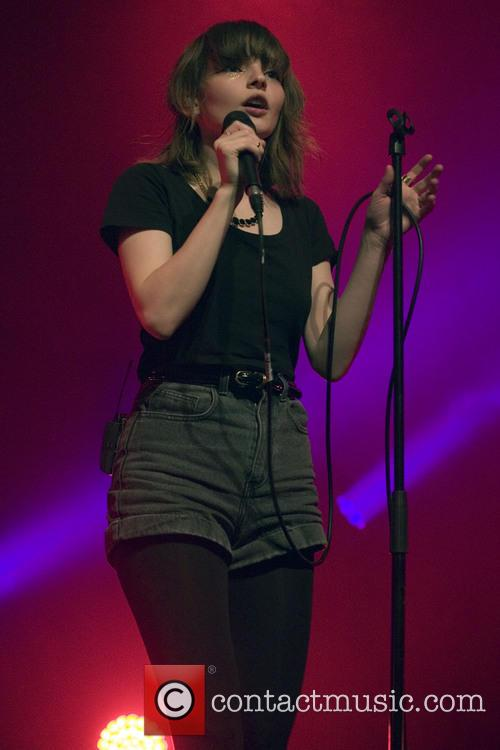 Lauren Mayberry and Chvrches 1