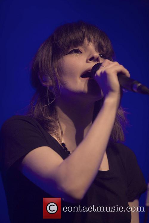 Lauren Mayberry and Chvrches 11