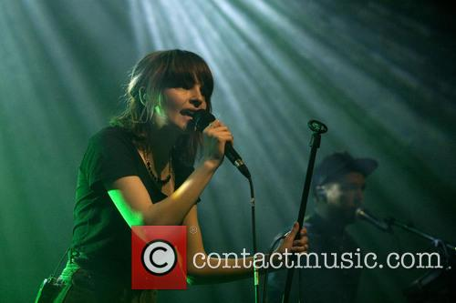 Chvrches at the O2 ABC in Glasgow in 2013
