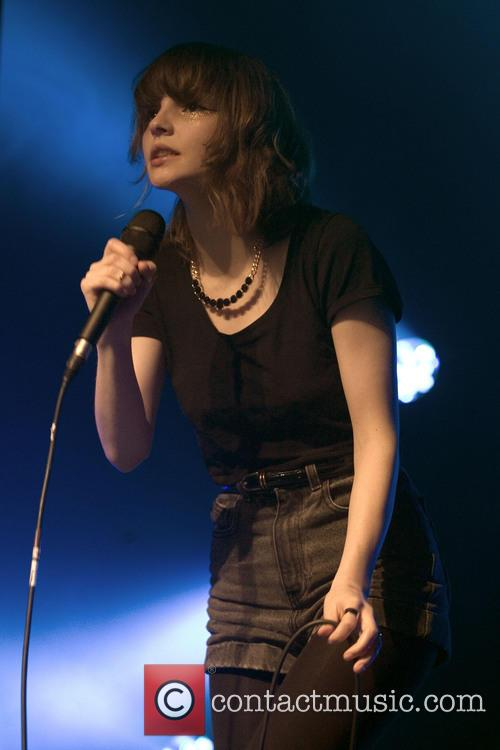 Lauren Mayberry and Chvrches 19