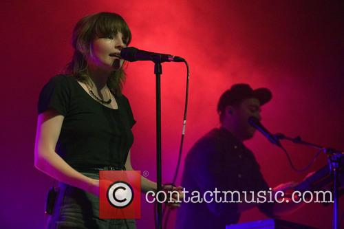 Lauren Mayberry and Chvrches 20