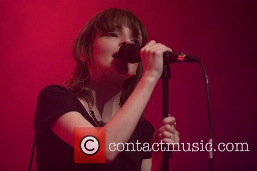Lauren Mayberry and Chvrches 22