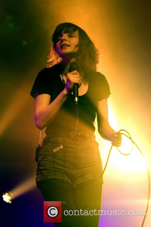 Lauren Mayberry and Chvrches 23