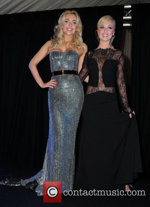 Gemma Merna, Jorgie Porter Fashion Show