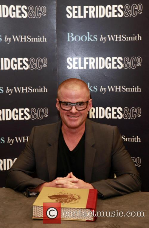 Heston Blumenthal 7