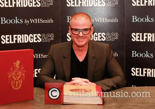 Heston Blumenthal 9