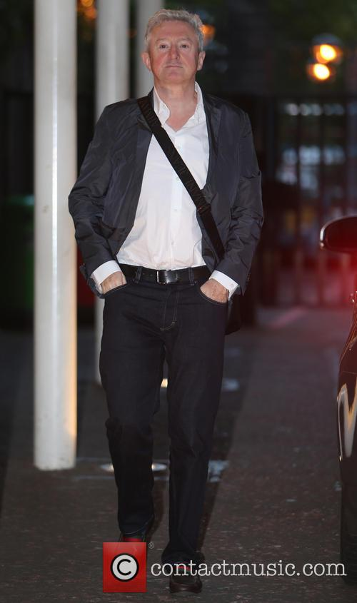 louis walsh celebrities at the itv studios 3900533