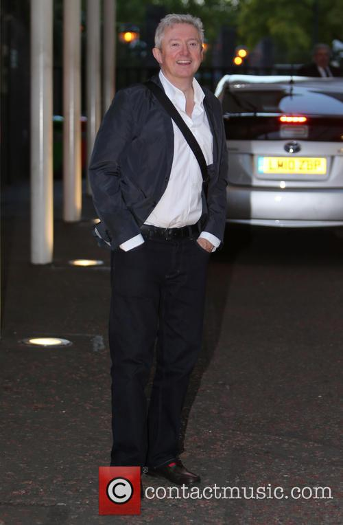 louis walsh celebrities at the itv studios 3900534