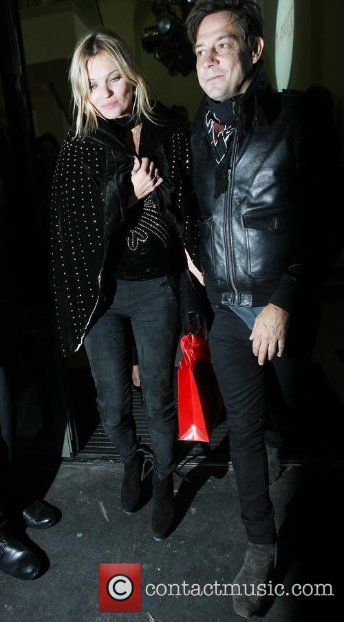 Kate Moss and Jamie Hince 6