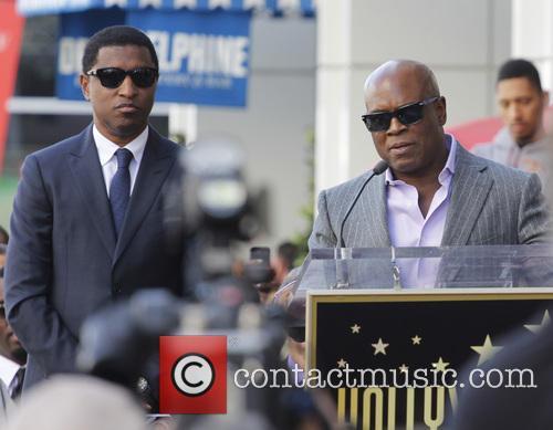 Kenneth Babyface Edmonds and La Reid 3